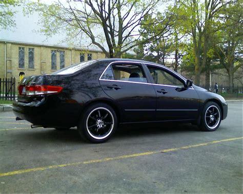 2003 honda civic black rims