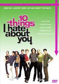 Ten Things I Hate About You Movie Posters From Movie Poster Shop