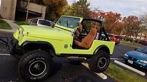 1977 Jeep Cj7 Renegade 304 V8 For Sale