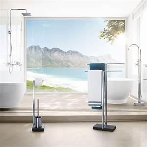 Blomus Wc Bürste : toilettenbutler wc b rste rollenhalter edelstahl matt blomus menoto ~ Indierocktalk.com Haus und Dekorationen
