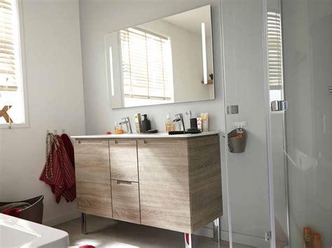 miroir salle de bain leroy merlin meuble salle de bain avec miroir leroy merlin