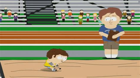 Long Jump Coach GIF by South Park - Find & Share on GIPHY