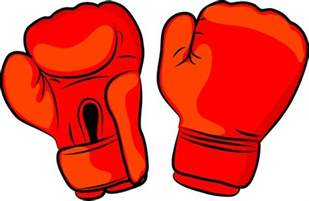 Boxing Gloves Clip Art Free