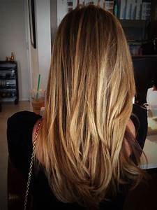 Honey Brown Hair With Caramel Highlights - Brown Hairs