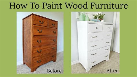 best of paint for wood furniture how to paint wood furniture