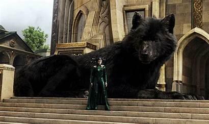 Wolf Thor Fantasy Silver Silent Giant Film