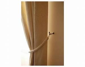 Embrasse Pour Rideaux : accessoire attache rideaux ~ Teatrodelosmanantiales.com Idées de Décoration