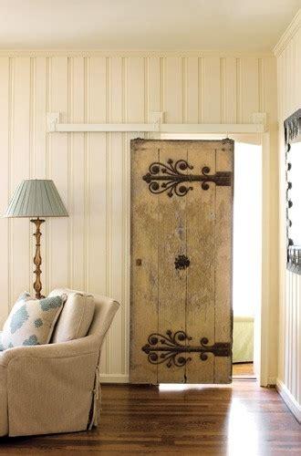 Decorative Barn Doors - sliding barn door decorative hinges
