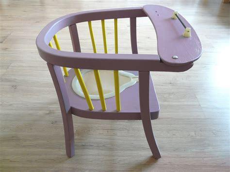 chaise pot bébé bahia la fée chaise de bébé avec pot