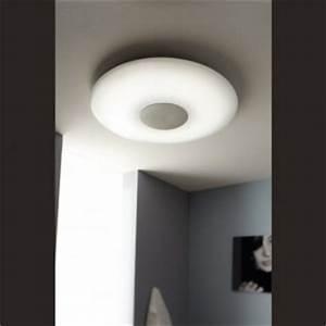 Plafonnier Chambre Adulte : plafonnier chambre adulte design ~ Melissatoandfro.com Idées de Décoration
