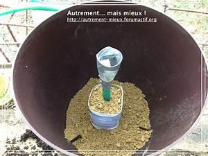 Pot À Réserve D Eau : un pot r serve d 39 eau partir de n 39 importe quel pot ~ Louise-bijoux.com Idées de Décoration