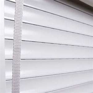 Roller Shutter Aluminium 100x210 Cm White