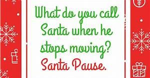 25 Christmas Jokes For Kids PRINTABLE