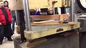 Uw Civil Engineering - Materials Lab Wood Shear Test