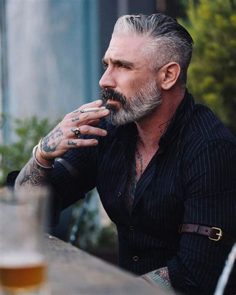 11 mens hairstyles over 50 years old world trends fashion
