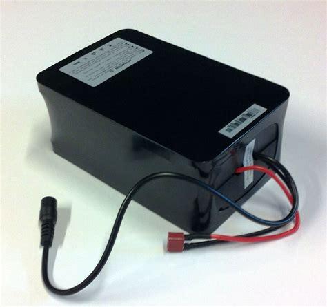 24 volt batterie rechargeable lithium ion battery 24 volt 10ah ebay