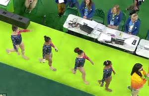 The Fierce Five takes center stage: Team USA gymnasts make ...