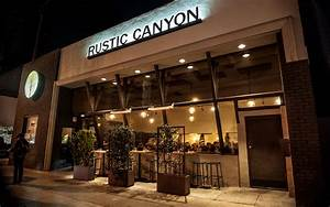 Dinner at Rustic Canyon | Chef Eric's Culinary Classroom