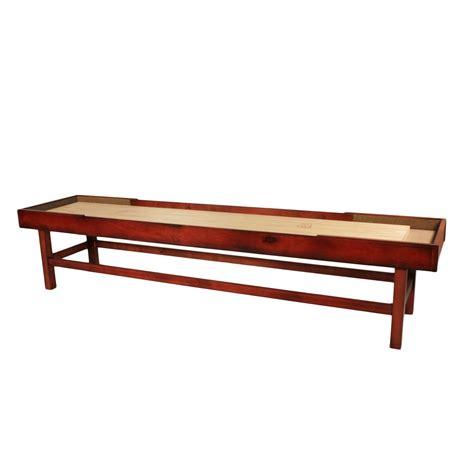 12 ft shuffleboard table 12 foot harvard shuffleboard table mcclure tables