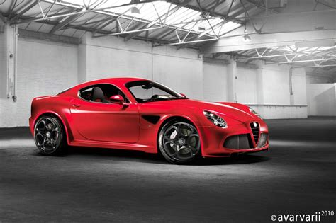 2010 Alfa Romeo 8c Gta Review