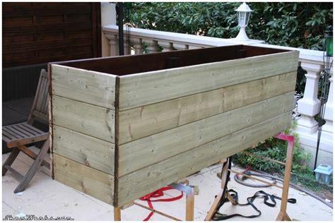 bac a bambou exterieur shamwerks terrasse project terrasse project bacs bambous
