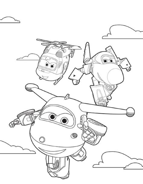 super wings jerome coloring pages coloring pages