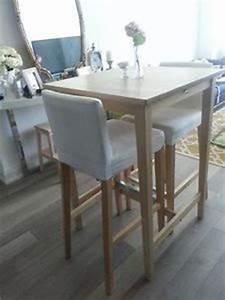 Table Haute Bar Ikea : table haute ikea bjorkudden table de lit ~ Teatrodelosmanantiales.com Idées de Décoration