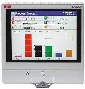 Rvg200a6a6y0y0a Abb Abb Rvg200 12 Channel Paperless
