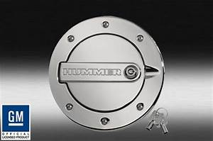 Tapa Dep U00f3sito Gasolina - Hummer H2 Accesorio