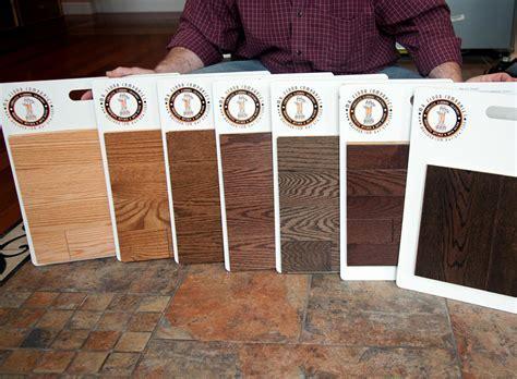 Best Hardwood Floor Stain Color Card HARDWOODS DESIGN