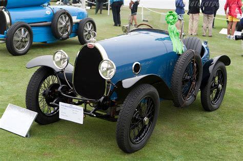 1924 Bugatti Type 13 Brescia