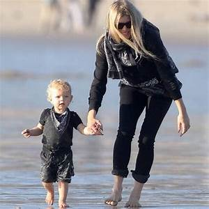 Fergie and Josh Duhamel's Son Is Getting So Big! See Baby ...