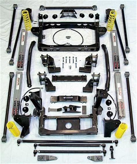 Suzuki Samurai Lift Kit by Cktraceupy Suzuki Samurai Lift Kits