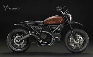 Ducati Scrambler Concepts By Gannet Design | ColumnM