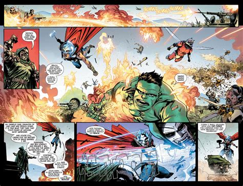 Avengers Of The Wastelands #1 - Read Avengers Of The ...