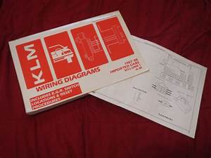 1987 1988 Hyundai Excel Wiring Diagrams Manual Sheets Set