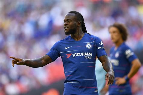 victor moses  quit chelsea  growing frustrated