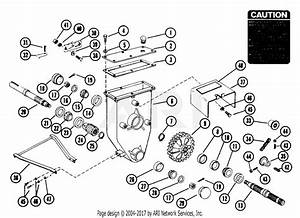 Ariens 731019 540 Pto Kit Parts Diagram For Front Pto