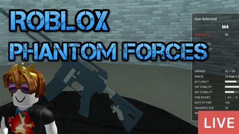 roblox phantom forces  stream road   subs