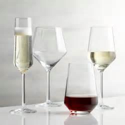 spa bathroom ideas tour wine glasses crate and barrel