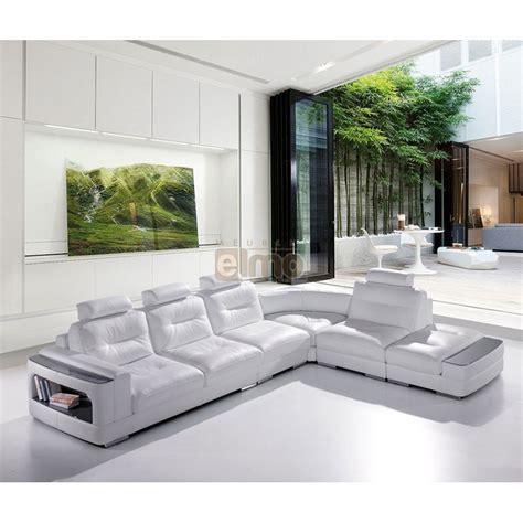 canapé barcelona soldes canapé cuir canapé d 39 angle blanc design