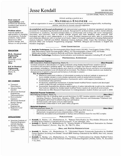 Remember that the examples below are meant as guides only. 25 Engineering Resume Template Word in 2020 | Engineering ...