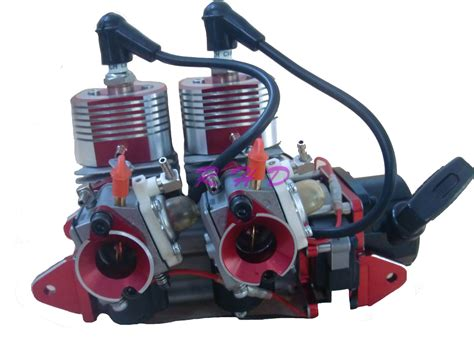 Rc Boat Zenoah by 58cc Inline Left Side Exhaust Marine Engine For Rc