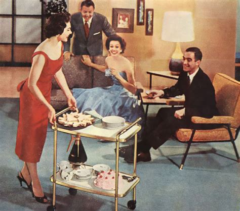 Three Tips For Throwing A 1950s Dinner Party Revolution