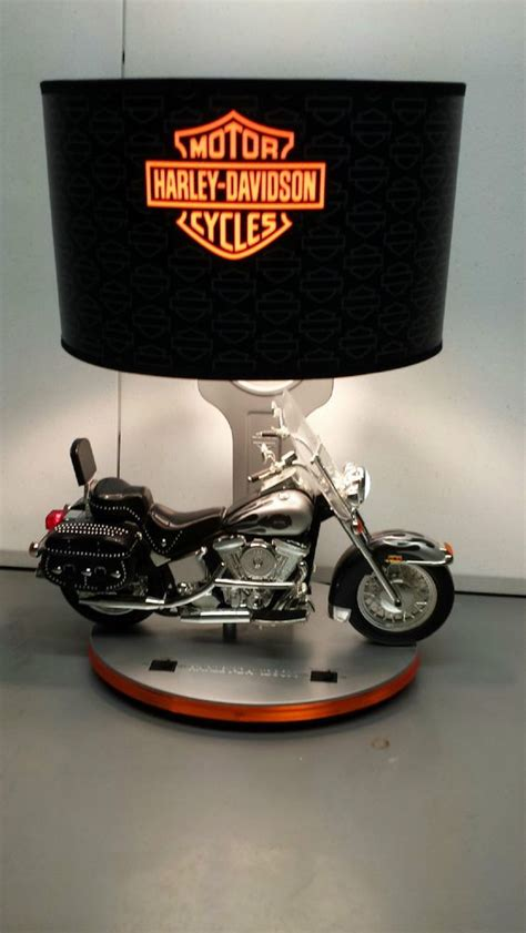 Harley Davidson Light Fixtures by Harley Davidson Table L With Lights
