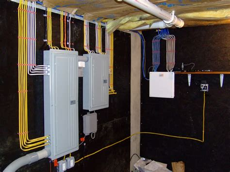 Structured Wiring Panels For Residential Homes