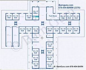 17 best images about horse barns on pinterest indoor With 8 stall horse barn plans