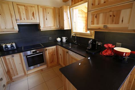 kitchen floors wood chalet teremok luxury features and facilities 1732
