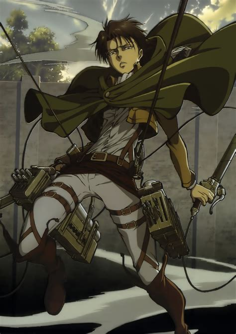 Attack On Titan Official Art Page 2 Zerochan Anime