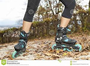 Off Road Roller Skating Stock Image Image Of Up Active
